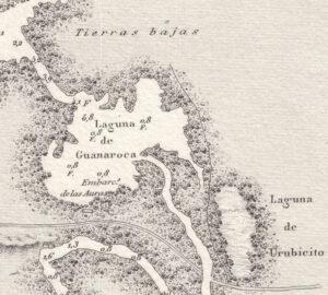 3 Plano del puerto de Cienfuegos o Jagua. Dirección de Hidrografía. 1879. Madrid. España.