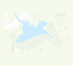 4 Mapa elaborado a partir de foto satelital actual de Laguna Guanaroca.